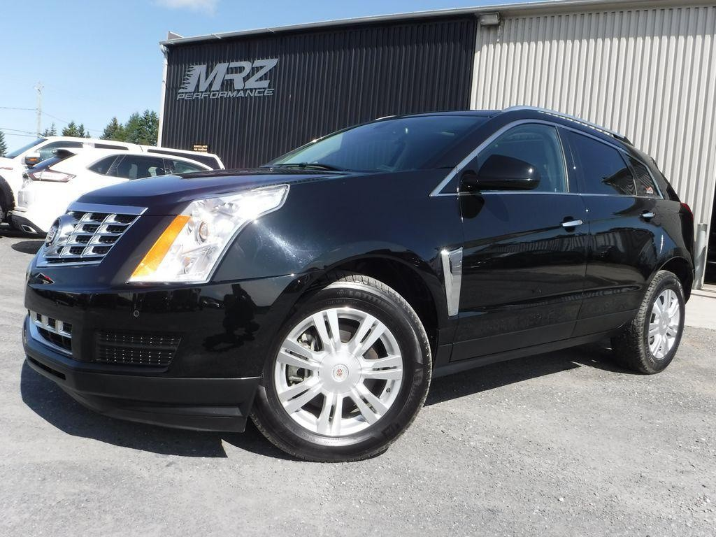 cadillac srx 2015 srx4 luxury awd full cuir toit comme neuf automobiles mrz. Black Bedroom Furniture Sets. Home Design Ideas